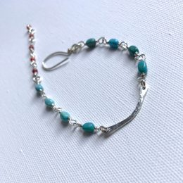 Turquoise and Agate