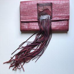 Zain Leather Bag