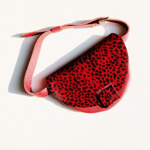 Joie R Spot Leather Bag