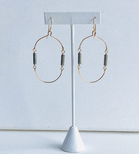 Theory Earrings
